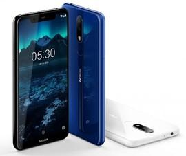 Nokia 5.1 Plus chính thức lên kệ với mức giá 4,7 triệu đồng