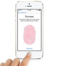 """Mở khóa iPhone trong vòng """"một nốt nhạc"""""""