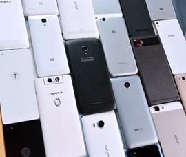 Smartphone Trung Quốc đang dẫn đầu về sức mạnh