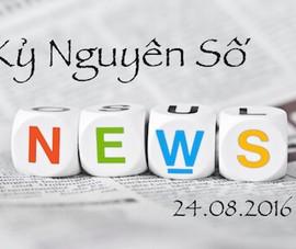 Những tin tức công nghệ nổi bật trong ngày 24-8