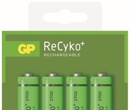 GP Batteries giới thiệu giải pháp pin thông minh