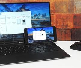 Cách biến smartphone thành màn hình cho máy tính