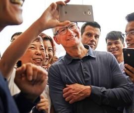 Trung Quốc bị cáo buộc ăn cắp bí mật của Apple