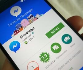 Sửa lỗi không mở được Facebook Messenger