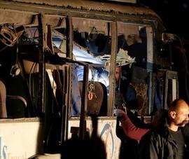 Ai Cập khẩn trương điều tra vụ đánh bom xe du khách Việt