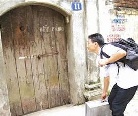 'Trợ thủ' tìm nhà trọ giá rẻ ở thành phố