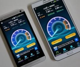 Tăng tốc độ Internet khi sử dụng smartphone