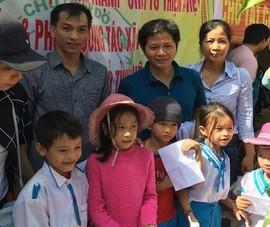 Đoàn thanh niên Viện Tim hỗ trợ bà con vùng lũ