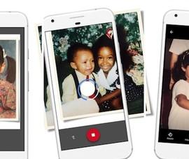 Mẹo 'số hóa' ảnh cũ bằng smartphone