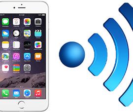 Biến smartphone thành điểm phát Wi-Fi