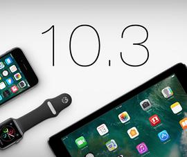 Cập nhật iOS 10.3.3 Beta 2 để tăng tốc iPhone