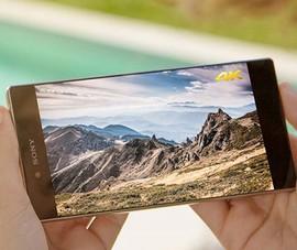 Lộ diện chiếc smartphone có màn hình 4K HDR siêu nét