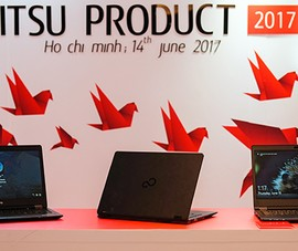 Loạt laptop với công nghệ bảo mật độc quyền từ Nhật