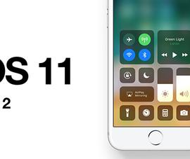6 tính năng mới toanh trên iOS 11 Beta 2
