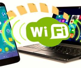 Chuyển dữ liệu từ smartphone sang laptop không cần cáp