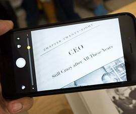 Làm thế nào để biến iPhone thành kính lúp?