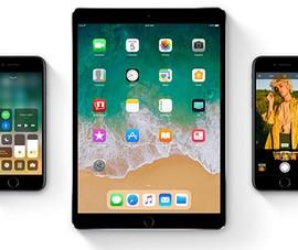 Cập nhật ngay iOS 11.0.1 để cải thiện hiệu năng