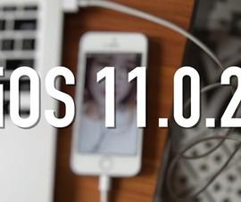 Cập nhật iOS 11.0.2 để sửa lỗi âm thanh bị méo mó