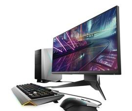 Dell ra mắt loạt màn hình hấp dẫn dành cho game thủ