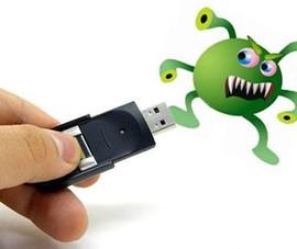 15 triệu máy tính nhiễm virus thông qua USB