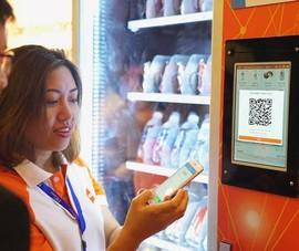 Mua hàng và thanh toán nhanh chóng qua QR Code