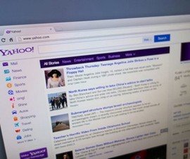 Trang chủ Yahoo dính lỗi bảo mật làm phát tán mã độc