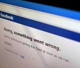 Facebook gặp sự cố lần thứ hai trong 2 tháng