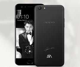 Oppo F3 ra mắt phiên bản Sơn Tùng M-TP