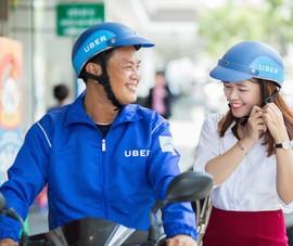 Uber chạm mốc 5 tỷ chuyến đi trên toàn thế giới