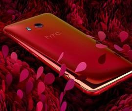 HTC U11 sắc đỏ ra mắt thị trường Việt Nam