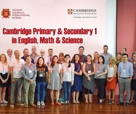 VAS tập huấn giảng dạy theo tiêu chuẩn quốc tế