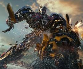 Ra mắt phim Transformer và sức mạnh dầu nhờn Caltex