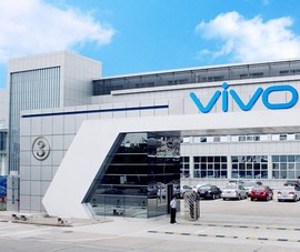 Vivo lọt top 5 nhà sản xuất smartphone lớn của thế giới