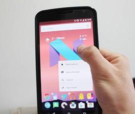Android sẽ sớm có tính năng 3D Touch như iPhone