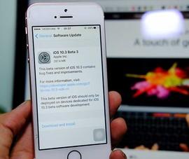 Vô hiệu hóa tính năng tự động cập nhật trên iPhone