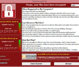 52% máy tính ở Việt Nam dễ bị mã độc WannaCry tấn công