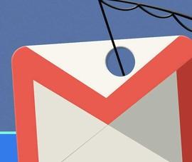 Gmail có thể chặn thư rác đến 99,9%