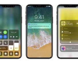 iPhone 8 sẽ có viền màn hình siêu mỏng