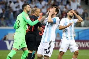 Fans Messi tại Việt Nam thất vọng sau trận thua 0-3