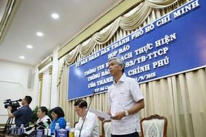 Clip: TP.HCM nhận trách nhiệm, xin lỗi người dân vụ Thủ Thiêm