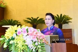 Clip: Giới thiệu nhân sự để Quốc hội bầu Chủ tịch nước