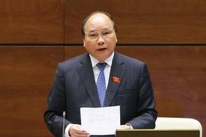 Trực tiếp: Thủ tướng Nguyễn Xuân Phúc trả lời chất vấn