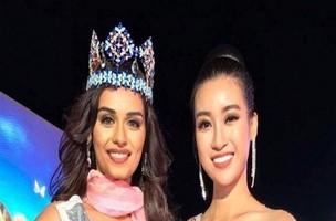 Hoa hậu Mỹ Linh 'Hoa hậu Nhân ái Miss World 2017'