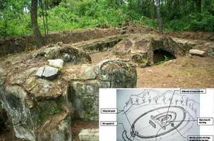 Lăng Ba Vành mới là lăng mộ Quang Trung?