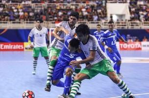 Kỳ tích Futsal Thái Sơn Nam!