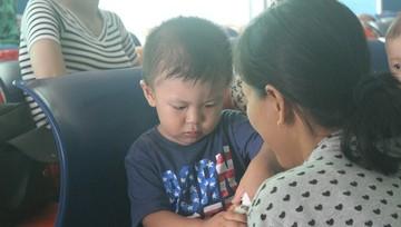 Sức khỏe bé trai bị đâm xuyên não thế nào khi 2 tuổi?