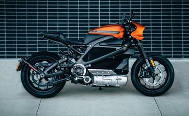 Đánh giá nhanh mẫu xe máy điện của Harley-Davidson
