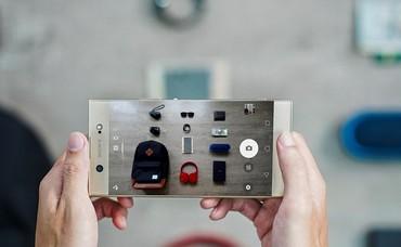 Xperia XA1 Plus cho khả năng chụp ảnh chỉ 0,6 giây