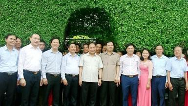 Thủ tướng thăm mô hình khu dân cư mới kiểu mẫu ở Hà Tĩnh
