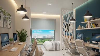 7 Lợi thế đầu tư tại dự án Officetel Golden King